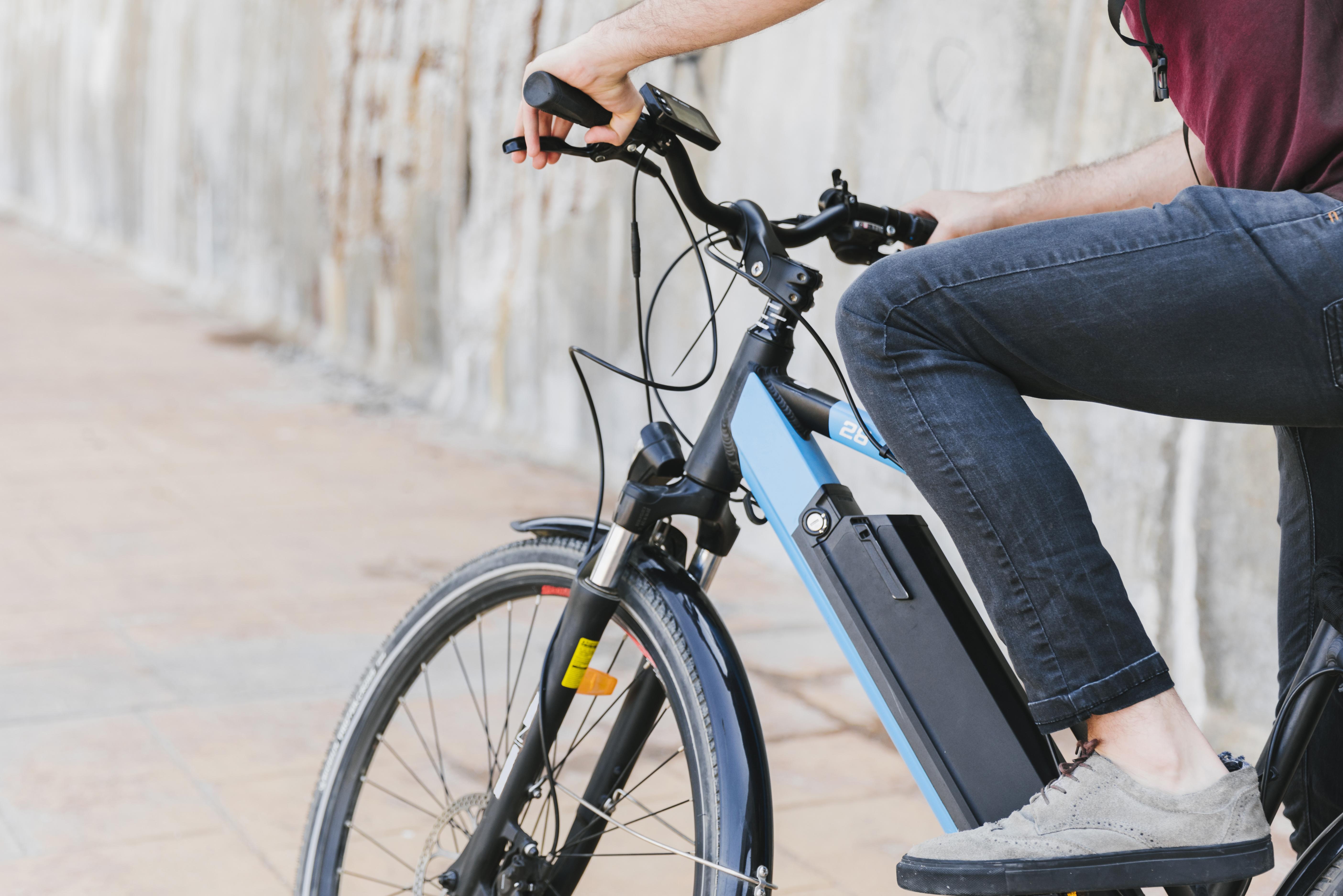 Forbedre batterilivet på en e-bike: dette skal observeres