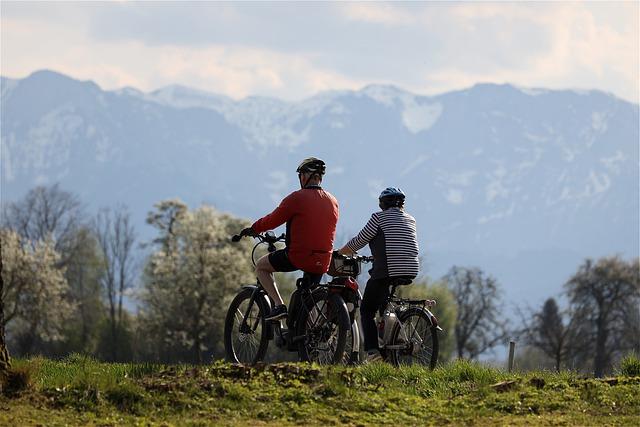 E-cyklen er et af de mest populære transportmidler