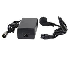 Phylion 29.4V 1.4A Batteri lader til elektrisk cykel (3-pole)