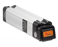 Phylion XH259-10J Silverfish 24V 12Ah kompatibelt cykelbatteri (sølv)
